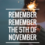 Guy Fawkes and Great Britain's Bonfire Night