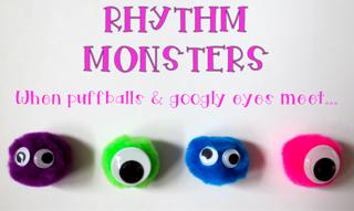 Rhythm monsters2