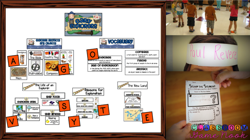 Make Learning Meaningful. Make Learning Fun.