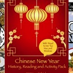Celebrate the New Year and Chinese New Year!