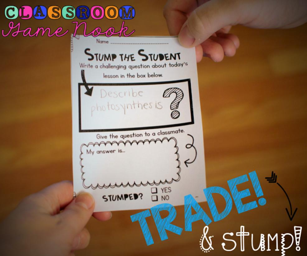 Trade&Stump
