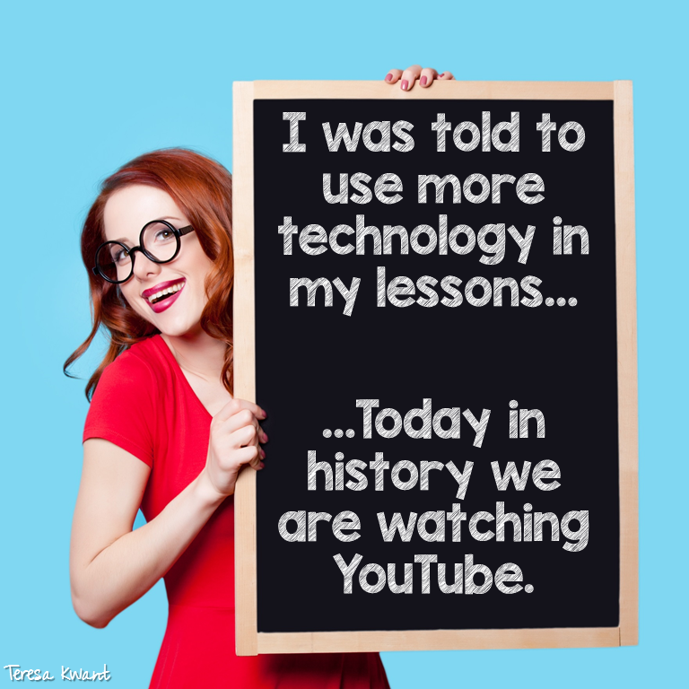 Here are four ways you can easily start teaching with technology by tomorrow. TpT Teacher-Author Teresa Kwant shares her favorite apps and more.