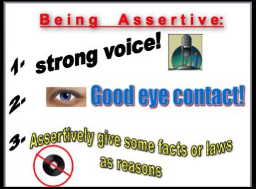 BeAssertive
