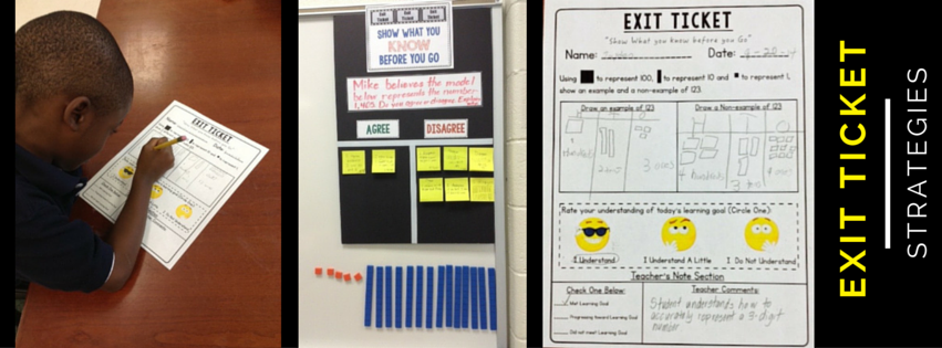 Mr Elementary Math has five fast ways to assess his students' understanding and to close a lesson. Learn about his approaches here.