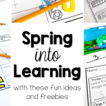 DIY Springtime Activities for Kindergarten