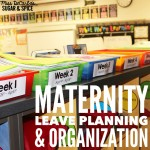 How I Organized, Prepped, and Planned for Maternity Leave (And Left With Peace of Mind)