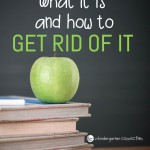 Teacher Guilt: What It Is and How to Get Rid of It