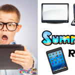Set Summer Screen Time Rules With This Freebie!