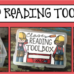 Close Reading Toolbox Freebie!