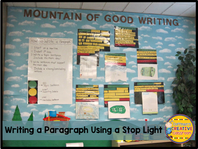 independent writing elementary