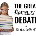 The Great Homework Debate