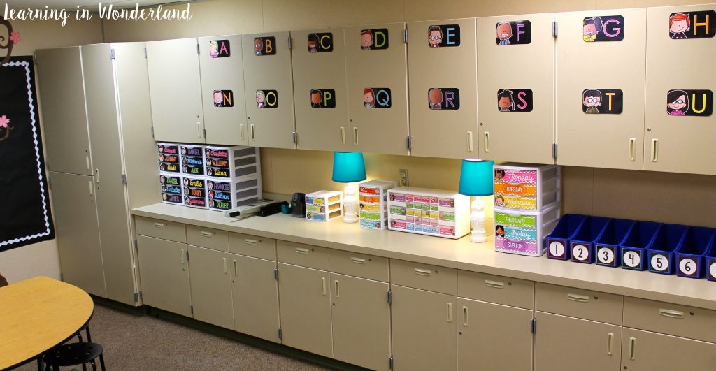 Some people can work in organized chaos, but I am not one of them, says teacher Maribel Sheehan. Here's how her teacher toolbox transformed her classroom.
