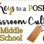 7 Keys to a Positive Classroom Culture in Middle School