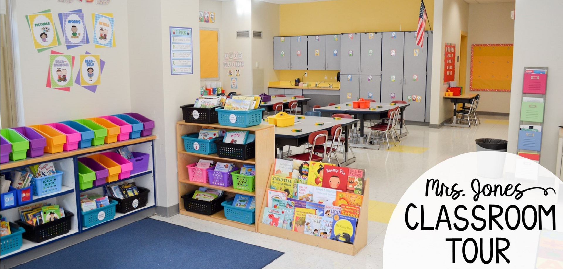 Elementary Classroom Setup Ideas ~ Classroom pictures back to school decor