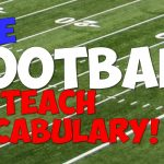 Score a Touchdown With Vocabulary Football