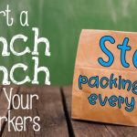 Tired of Packing Lunch Every Day? Start a Lunch Bunch With Your Coworkers