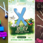Fun, Free Letter X Activities for Preschool and Kindergarten Classrooms