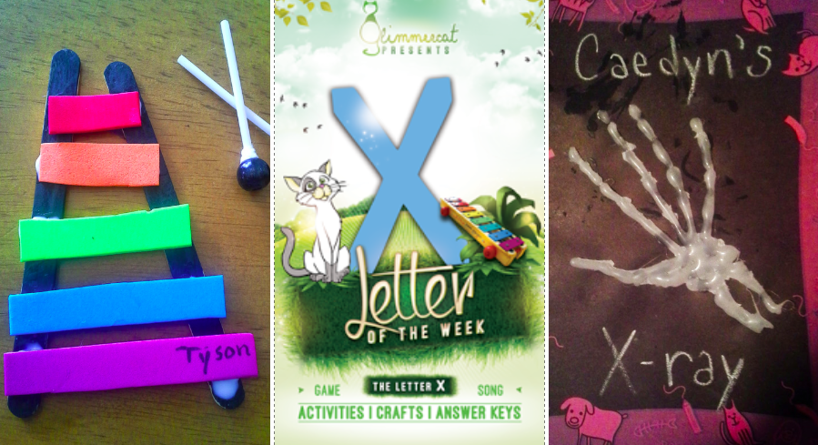 Fun, Free Letter X Activities for Preschool and Kindergarten