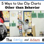 5 Ways to Use Clip Charts (They're for More Than Just Behavior!)