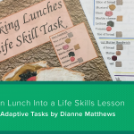 Turn Lunch Into a Life Skills Lesson