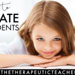 3 Ways to Help Motivate Student Good Behavior