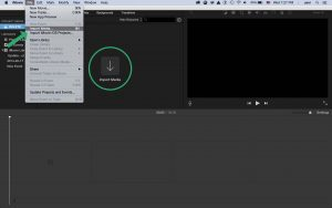 Many of you are using iMovie for your videos; we thought it would be useful to do a little overview of the program.