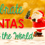 Santas Around the World! Fun Activities for You and Your Students