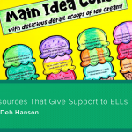 #ResourcesThatGive Support to ELLs