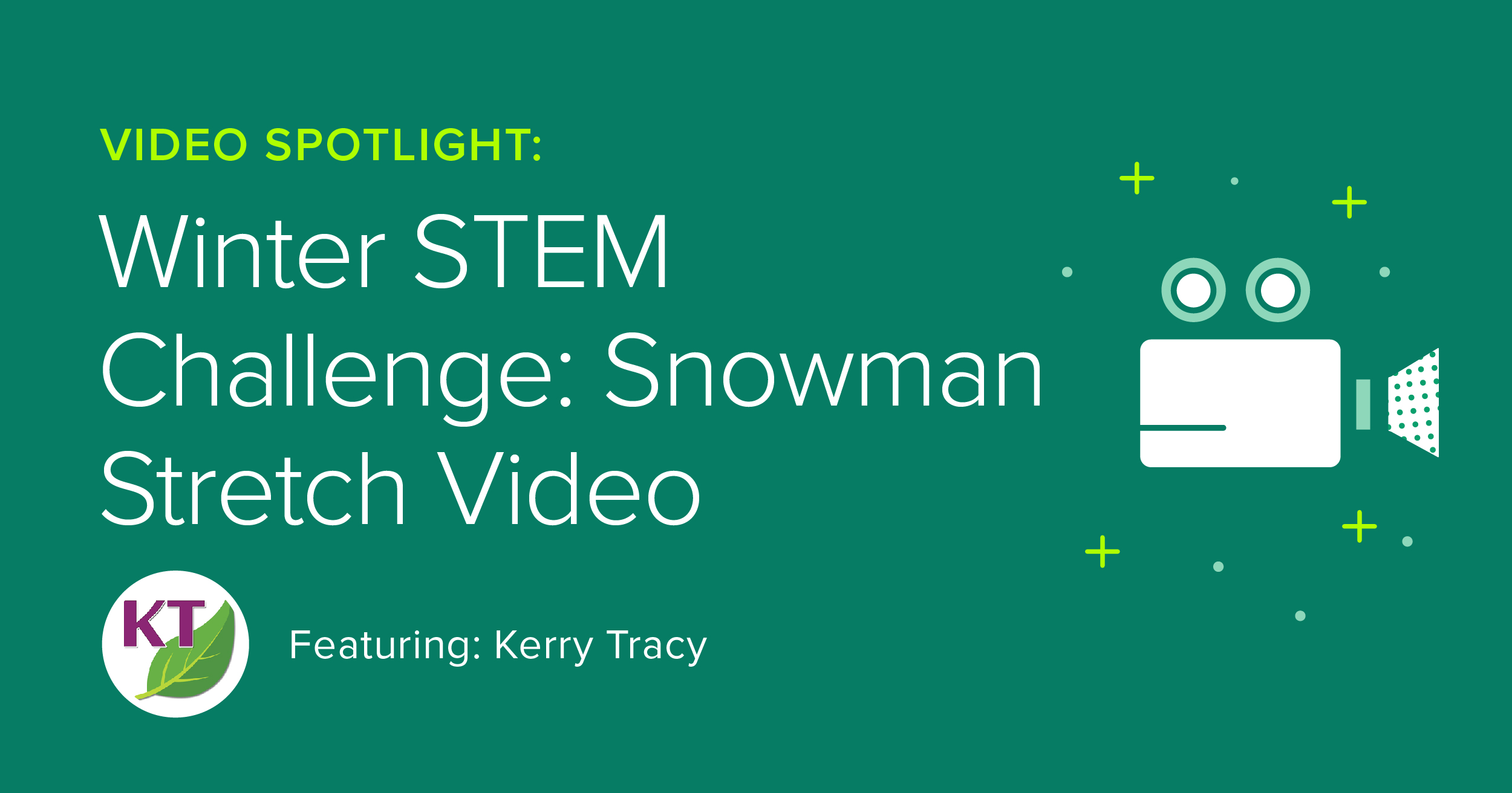 """My sales have gone up dramatically since starting with video"", says Kerry Tracy. See how she shares her STEM challenges with Video on TpT."