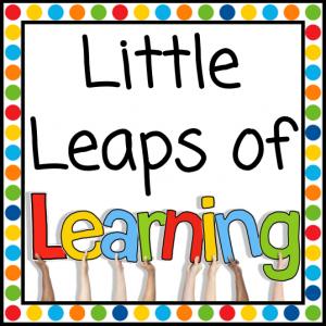Little Leaps of Learning logo