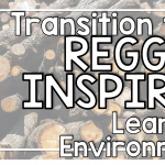 How One Teacher Got Inspired By Reggio