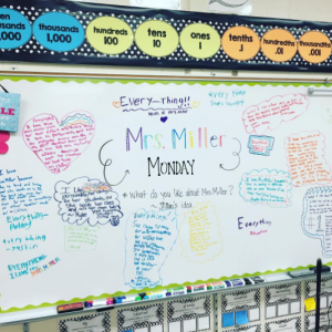 We compiled some of our favorite notes from students to teachers to remind you that you are a hero to someone and you are loved.