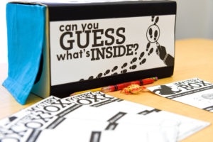 Can You Guess What's Inside? - Mystery Sound Box Game to teach phonics