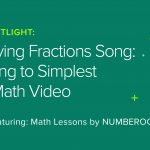 Video Spotlight: Simplifying Fractions Song: Reducing to Simplest Form Math Video