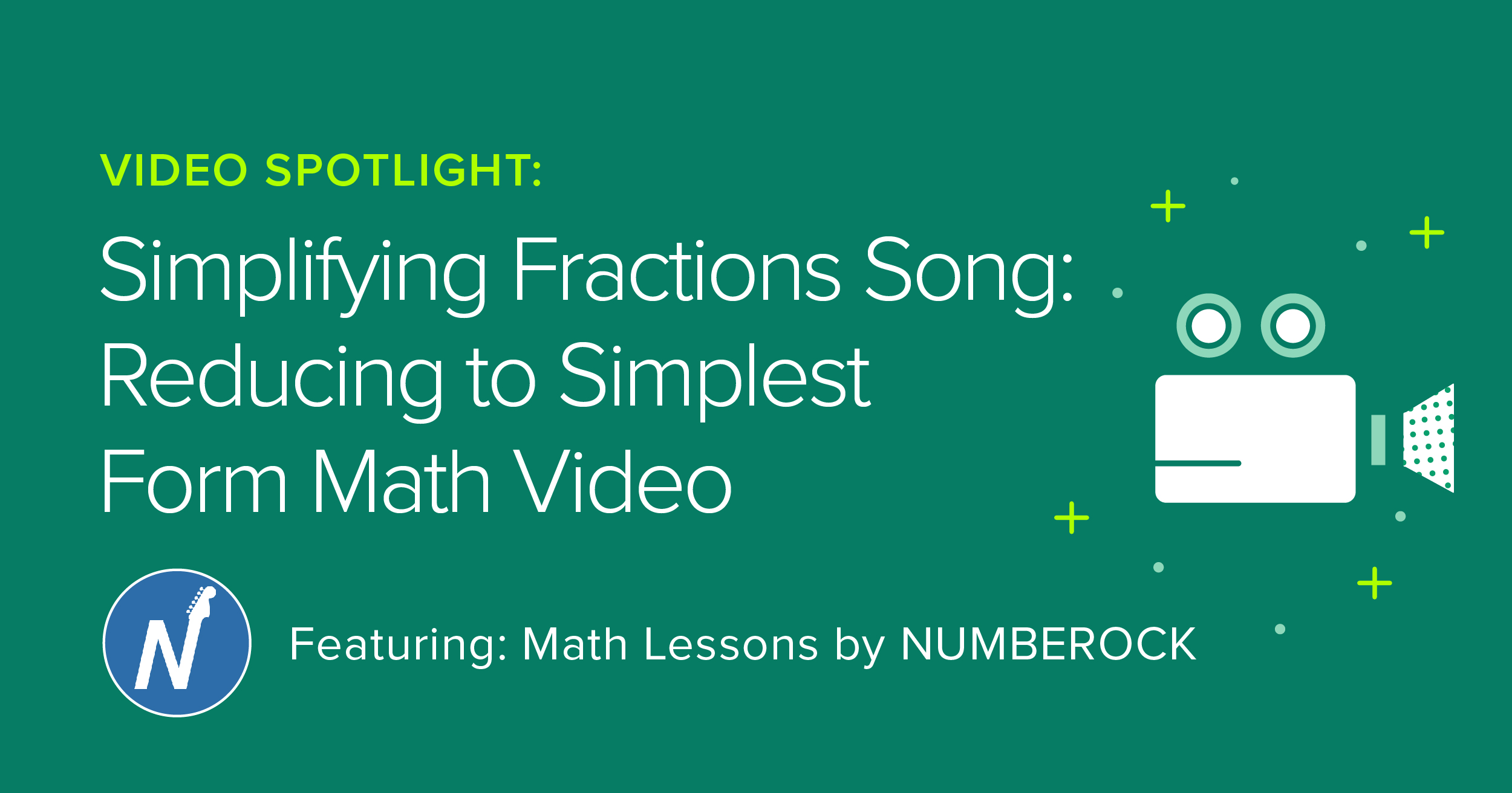 """If you're considering beginning any video work for TPT, my advice to you is to leap and the bridge will appear"", says Math Lessons by NUMBEROCK"