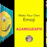 How to Make Your Own Emoji Agamograph (Video Tutorial + Step-by-Step Instructions!)