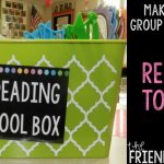 The Reading Toolbox — Small Group Teaching Made Easy