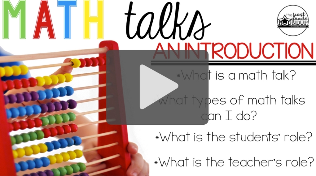 From catchy songs and games, to math talks and strategies, these K-3 math videos will help make your math lessons digestible and fun for your kiddos!