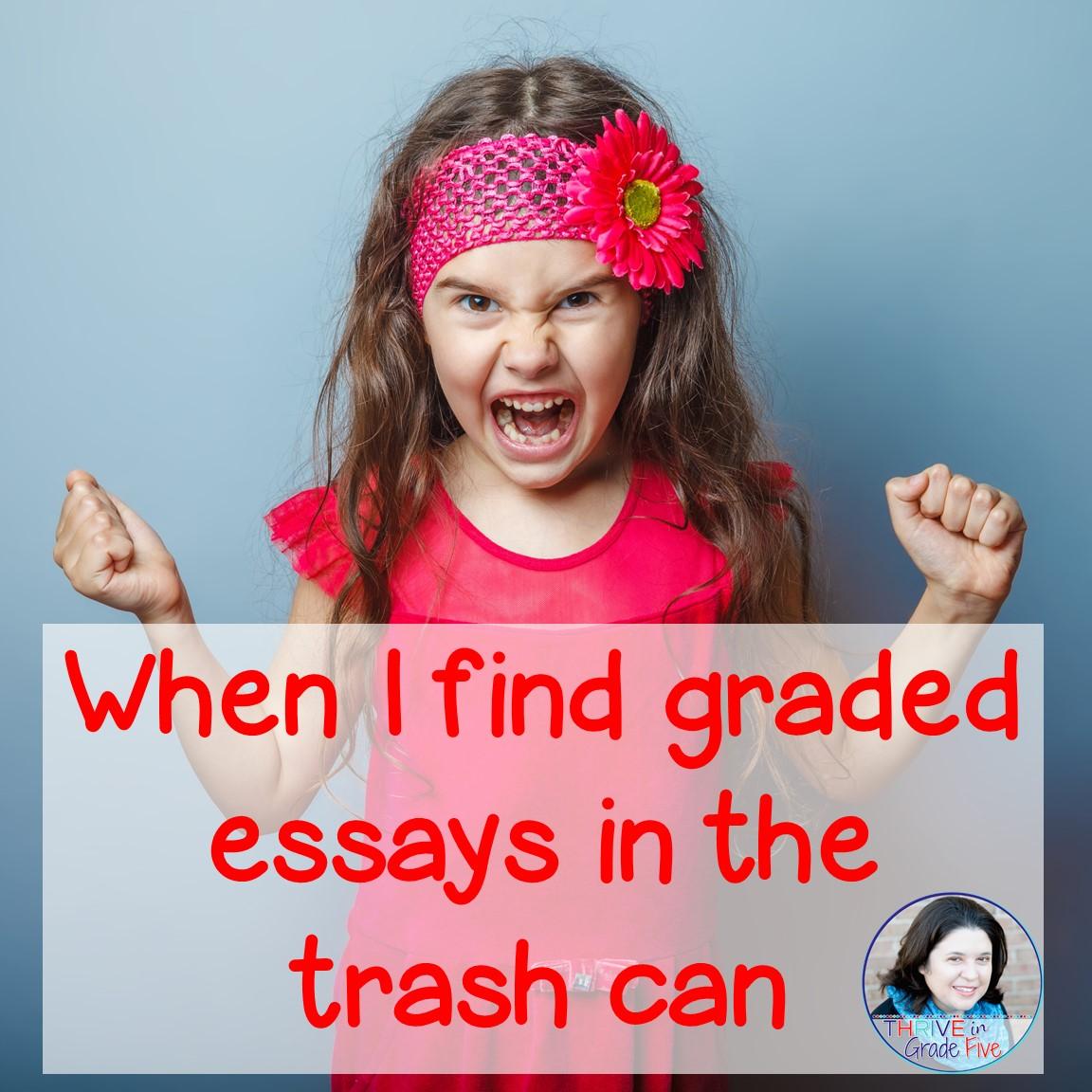 5 paragraph essay 5th grade