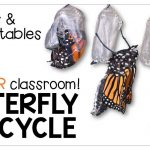 Get Butterfly Life Cycle Activities & Free Printables For YOUR Classroom!