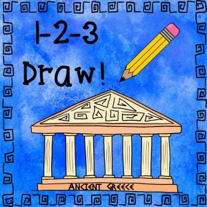 A fun game that helps students review Ancient Greece by History Gal