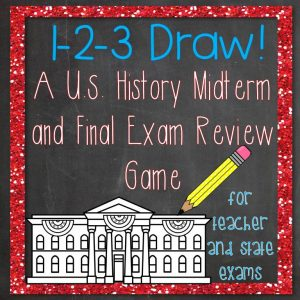 Fun U.S. History exam review game by History Gal