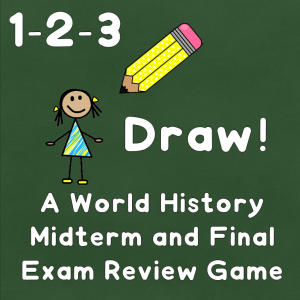 A fun review game for World History by History Gal