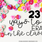 23 Ways To Use Erasers in the Classroom