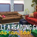 We Built a Reading Garden and You Can, Too!
