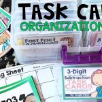 3 Cool Ways to Organize Your Task Cards