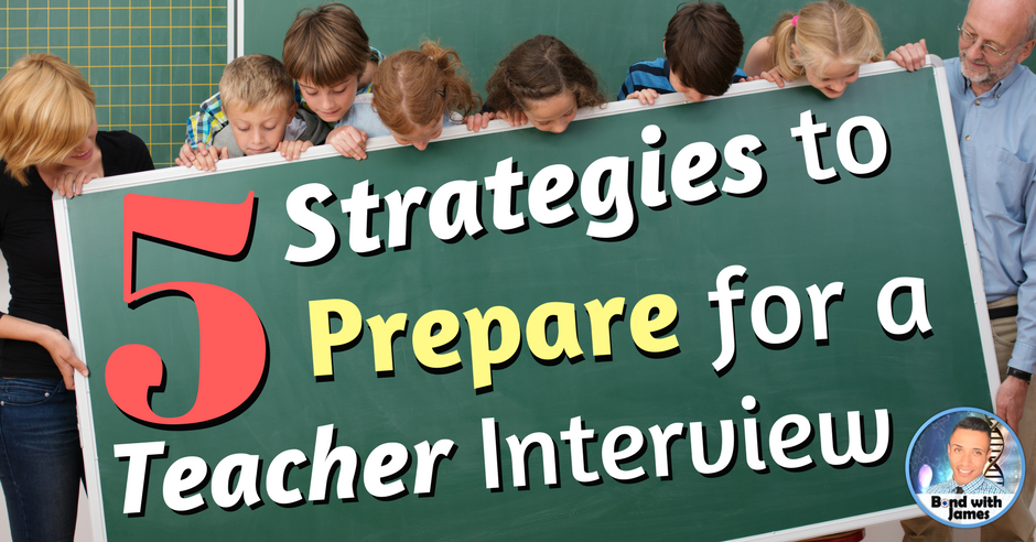 Whether you're a novice or veteran teacher, it is always a great idea to prepare for an upcoming interview. These actionable tips will help you feel ready!