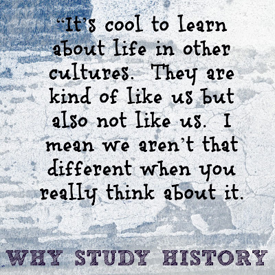 stearns essay why study history Read the essay, why study history, by peter n stearns write a summary of this article write a reaction to this article, that is at least one paragraph long, in which you explain how you feel about what stearns wrote.