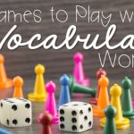 10 Vocabulary Games for Elementary Classrooms
