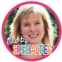 Mrs. Ps Specialties: Teachers Pay Teachers